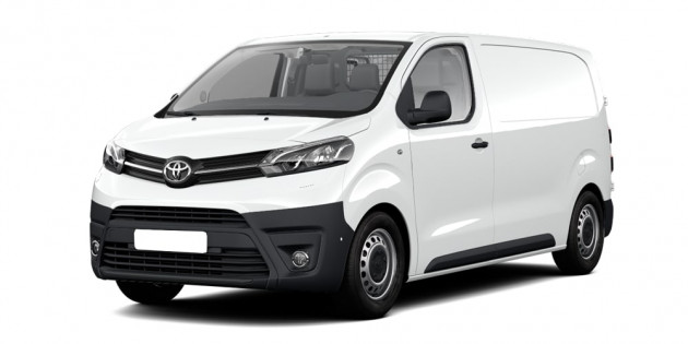 Toyota Proace L1 Meister