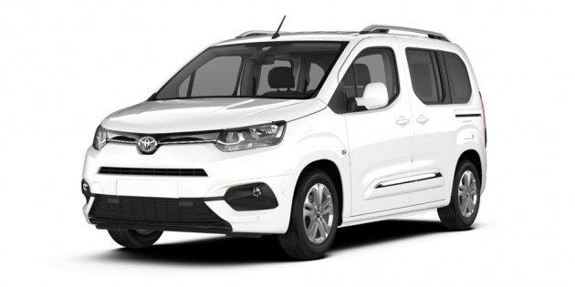 Toyota Proace City Verso L1 Team D